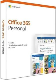 MICROSOFT OFFICE 365 Personal PL 5x PC/MAC/iOS/And