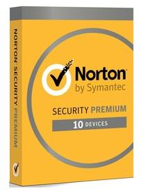 Symantec Norton Security Premium 10 urządzeń BOX PL