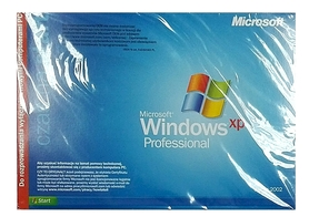 Microsoft Windows XP Professional SP2 32bit PL OEM CD SKLEP WAWA 24H