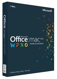 Microsoft Office 2011 MAC Dla Firm BOX PL SKLEP WAWA