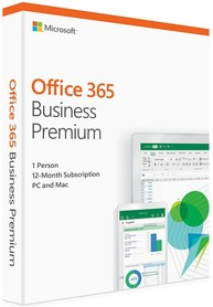 MICROSOFT OFFICE 365 Business Premium PL 5x PC/MAC/iOS/And