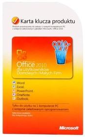 Microsoft Office 2010 Dla Użytkowników Domowych i Małych Firm PKC PL