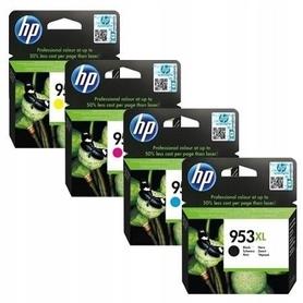 4 Tusze HP 953XL OfficeJet Pro 7740 8210 8710 8720