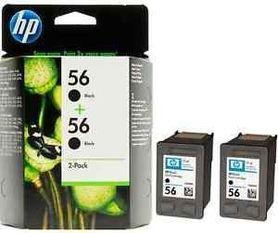 HP 56, HP C6656AE x 2szt. Pack Warszawa