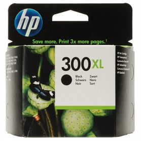Tusz HP 300XL CZARNY NOWY CC641EE