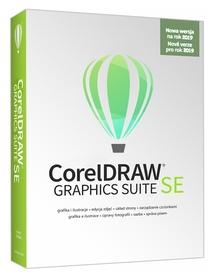 CorelDRAW Graphic Suite SE 2019 BOX PL KOMERCYJNY