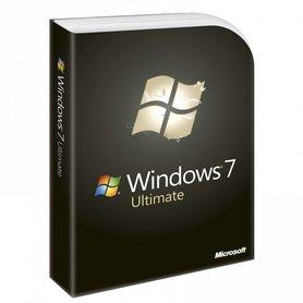 Microsoft Windows 7 Ultimate BOX PL 32/64bit 2xDVD