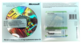 Microsoft Office 2003 Small Business SBE OEM PL