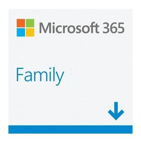 ESD MICROSOFT 365 Family PL 30x PC/MAC/iOS/And