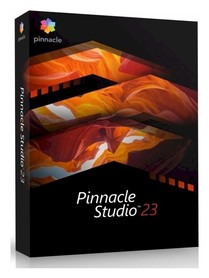 Corel Pinnacle Studio 23 Standard DVD BOX PL
