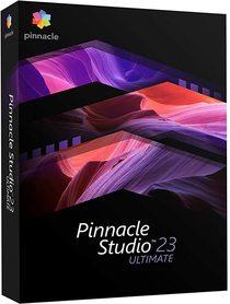 Corel Pinnacle Studio 23 Ultimate DVD BOX PL