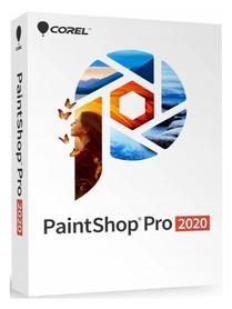 Corel PaintShop Pro 2020 DVD BOX EN