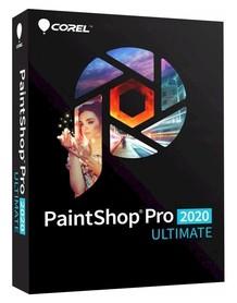 Corel PaintShop Pro 2020 ULTIMATE DVD BOX EN