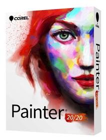 Corel Painter 2020 PC MAC DVD BOX EN