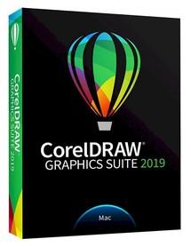 Corel CorelDRAW GS 2019 Mac BOX EN
