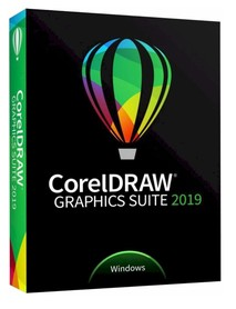 Corel CorelDRAW GS 2019 PC BOX EN